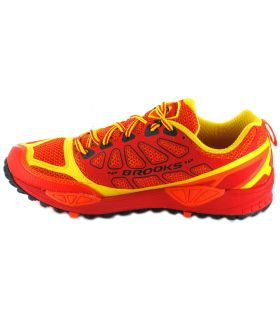 Brooks Cascadia 9 Red