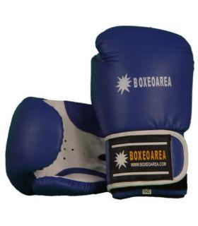 Guantes de Boxeo 108 Blue - Guantes de Boxeo - BoxeoArea 10 oz, 12 oz