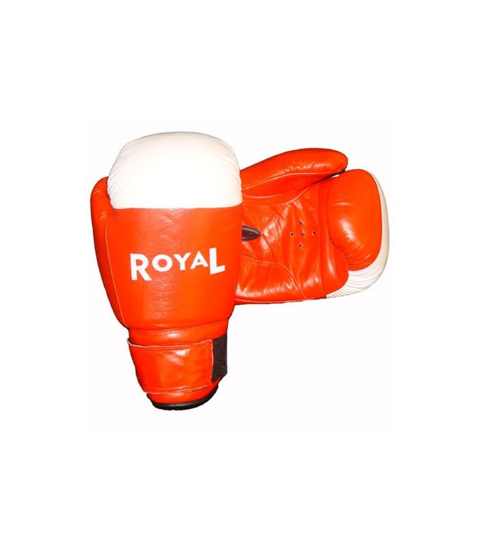Guantes de Boxeo Royal 1803 piel red Royal Guantes de Boxeo Boxeo Tallas: 10 oz, 12 oz