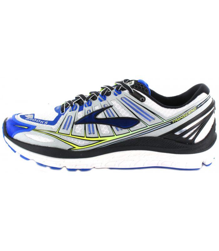 Brooks Transcend - Mens Chaussures De Course