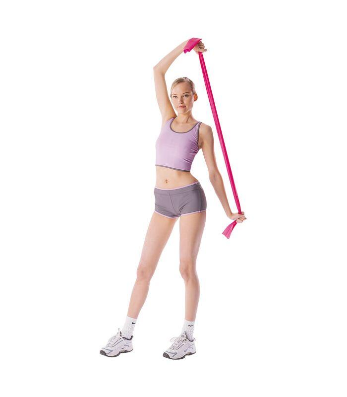 Banda latex aerobic 120 x 15 x 0,5 Van Allen Accesorios Fitness Fitness