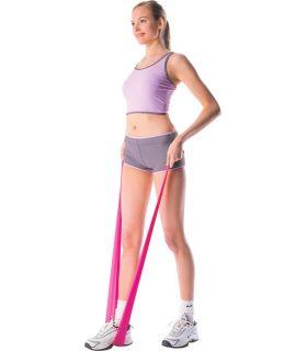 Accesorios Fitness - Banda latex aerobic 120 x 15 x 0,65 Fitness