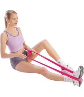Banda latex aerobic 120 x 15 x 0,65 Accesorios Fitness Fitness