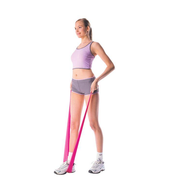 Accesorios Fitness - Banda latex aerobic 12 x 15 x 0,65 Fitness
