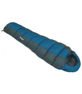 Saco de dormir Inesca Ribera Inesca Sacos de dormir de Fibra Sacos de dormir y Fundas Color: gris