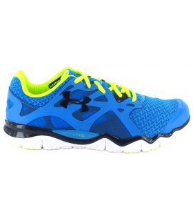 Under Armour Micro G Monza Azul - Zapatillas Running Hombre - Under Armour