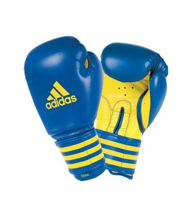 Guantes de Boxeo Adidas Training Azul