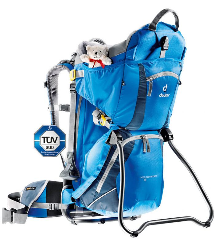 Deuter Kid Comfort 2 Azul