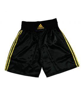 Pantalón de boxeo Black Golden