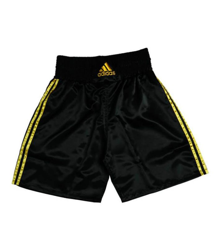 Shorts boxing Black Golden