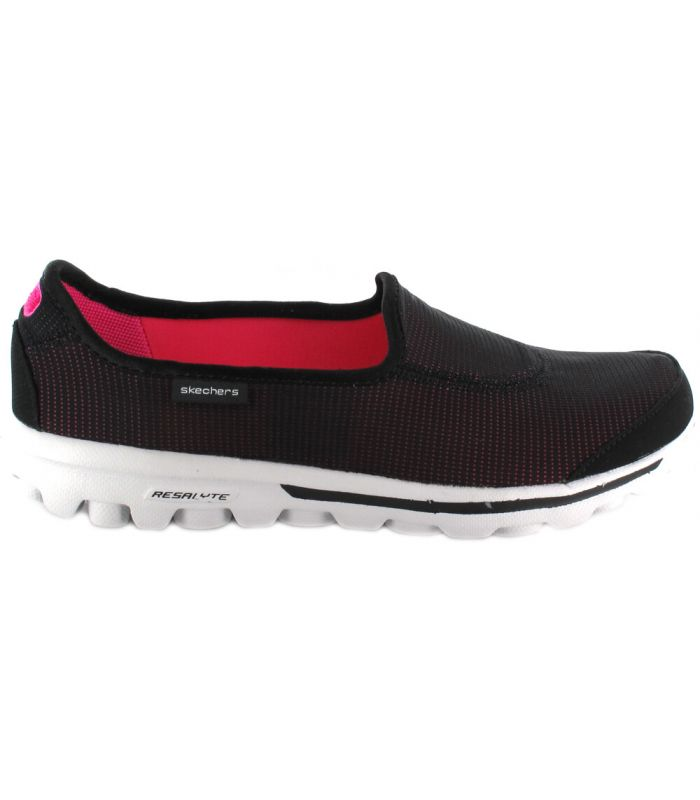 Calzado Casual Mujer - Skechers Go Recovery Negro Lifestyle