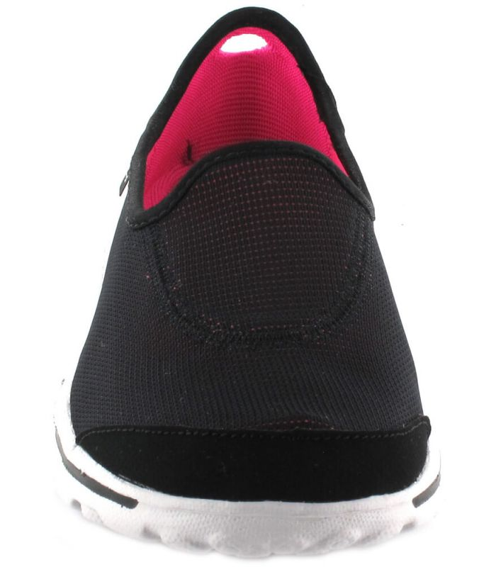 Skechers Go Recovery Negro Skechers Calzado Casual Mujer Lifestyle