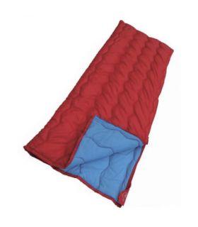 Saco de dormir Inesca Pradera Rojo Inesca Sacos Edredones Sacos de dormir y Fundas Color: rojo