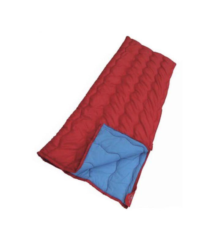 Sacos Edredones - Saco de dormir Inesca Pradera Rojo rojo Sacos de dormir y Fundas