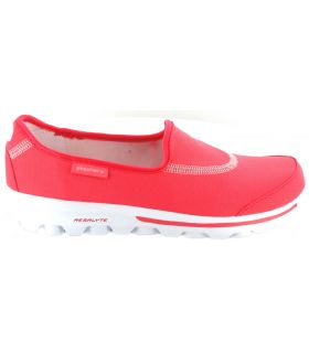 Skechers Go Walk Hot Pink