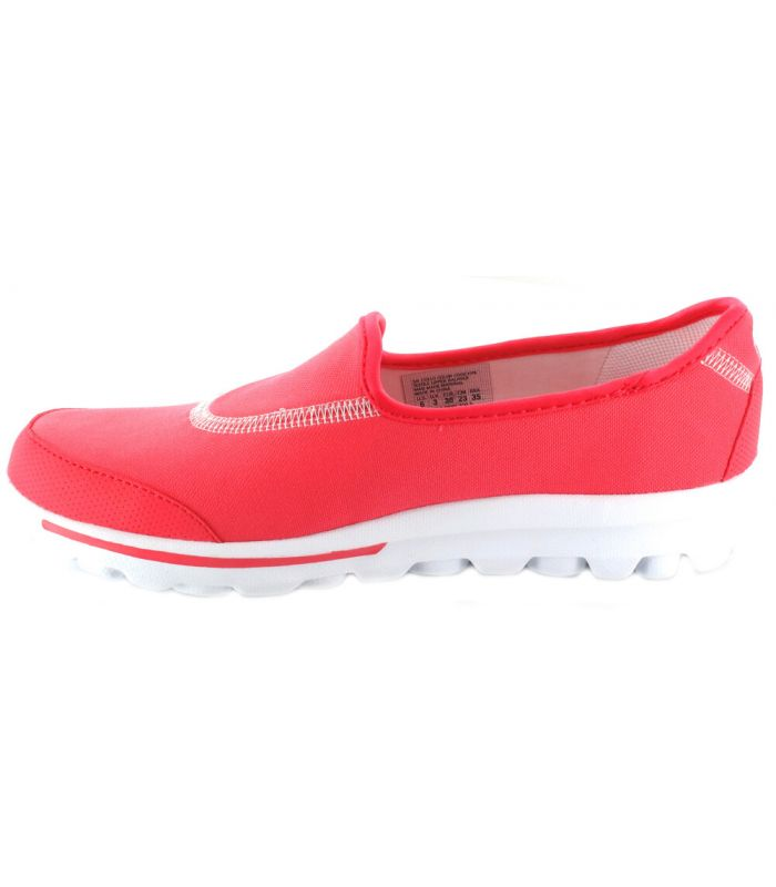 Skechers Go Walk Hot Pink Skechers Calzado Casual Mujer Lifestyle