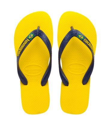 Havaianas Brasil Amarillo