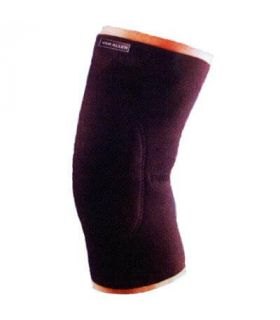Knee sleeve padded