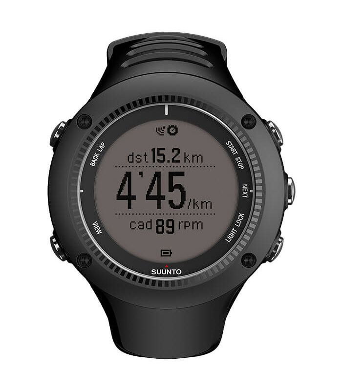 GPS - Suunto Ambit 2 R Black Electrónica y Orientación
