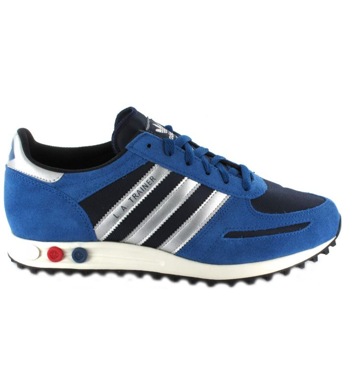 Adidas La Trainers Blue