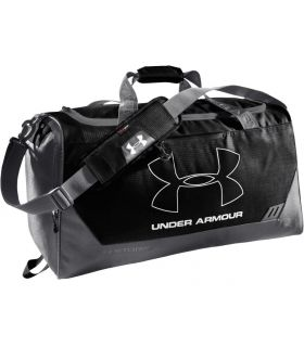 Under Armour Hustle Storm MD Negro Under Armour Mochilas - Bolsas Running