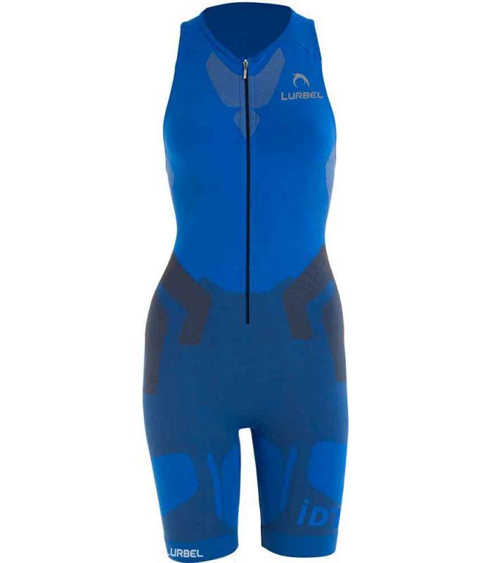 Lurbel Trail Pro W Azul Lurbel Camisetas Técnicas Trail Running Textil Trail Running