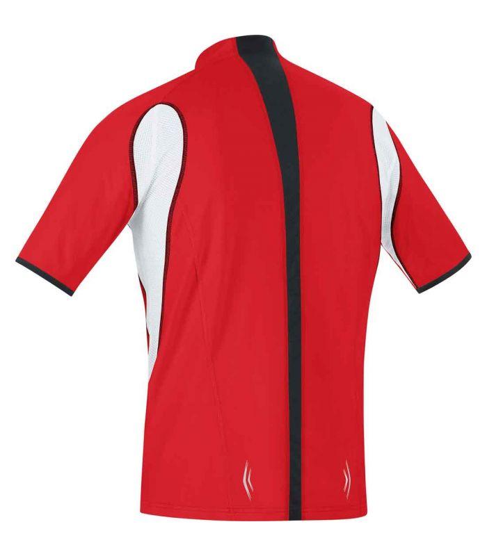 Gore Camiseta AIR Zip Gore Runnig Wear Camisetas Técnicas Trail Running Textil Trail Running Tallas: m