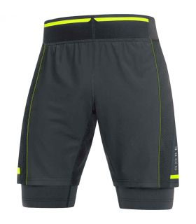 Gore Pantalón corto X-Run Ultra - Pantalones técnicos running - Gore Runnig Wear s