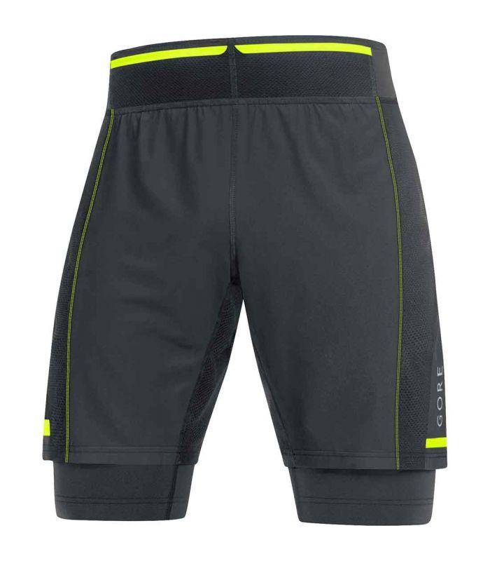 Gore Pantalón corto X-Run Ultra Gore Runnig Wear Pantalones técnicos running Textil Running Tallas: s