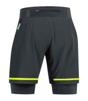 Gore Pantalon court X-Run Ultra
