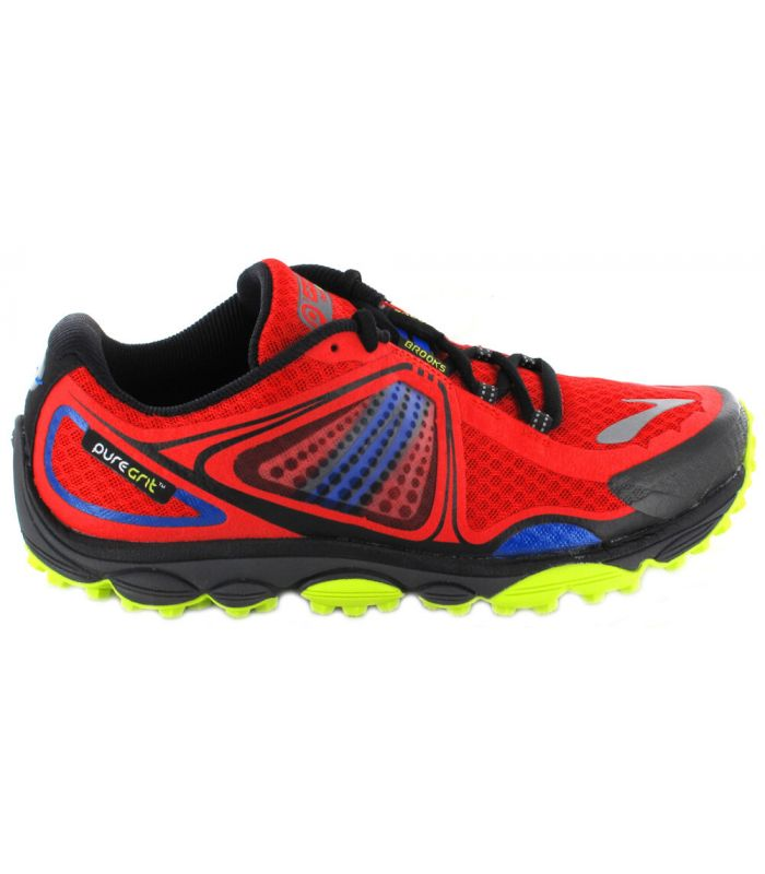 Brooks Puregrit 3 Brooks Zapatillas Trail Running Hombre Zapatillas Trail Running