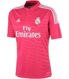 Camiseta Adidas Real Madrid Segunda