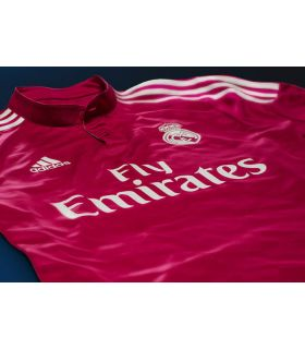 T-Shirt Adidas Real Madrid Second