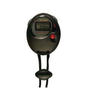 Cronometro basic Van Allen Cronometros Electronica Running Color: rojo, negro