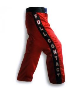 Pantalon Fullcontact - Pants Boxing - Thai - Fullcontact