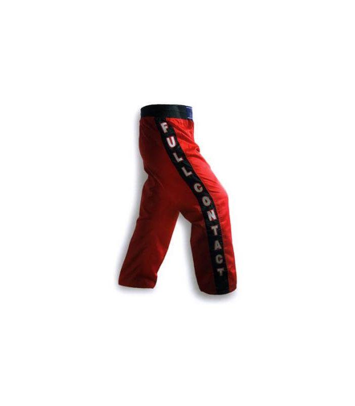 Pantalon Fullcontact BoxeoArea Pantalones Boxeo - Thai - Fullcontact Boxeo Tallas: s, m, l, xl; Color: rojo