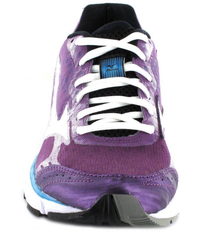 Mizuno Wave Connect W Violet - Chaussures De Course Femme