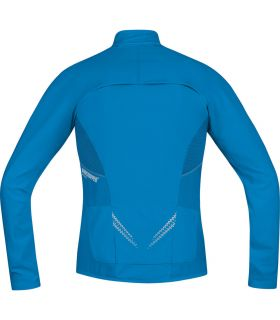 Gore T-Shirt De Magnitude Windstopper Soft Shell Zip-Off