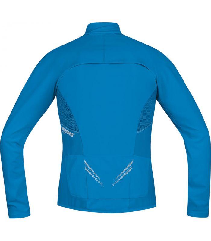Gore T-Shirt De Magnitude Windstopper Soft Shell Zip-Off -