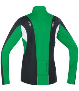Gore Camiseta AIR Thermo ZIP Gore Runnig Wear Camisetas Técnicas Trail Running Textil Trail Running Tallas: s, l