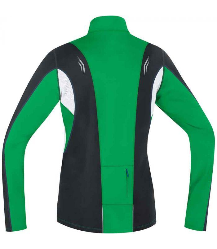 Gore Camiseta AIR Thermo ZIP - Camisetas Técnicas Trail Running