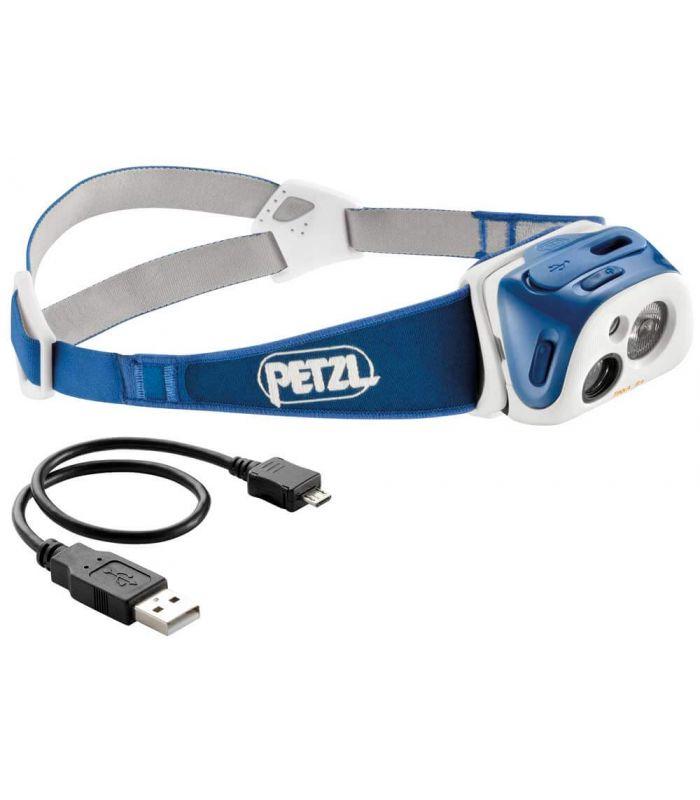 Petzl Tikka R+ Blue