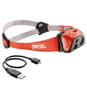 Petzl Tikka R+ Coral Petzl Iluminacion Trail Running Trail Running