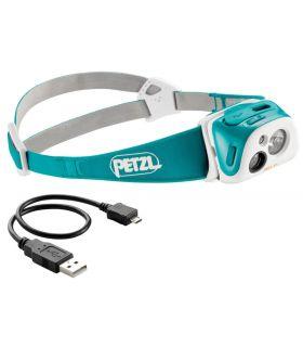Petzl Tikka R+ Turquoise