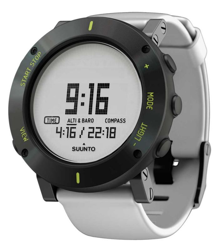 Suunto Core Crush Blanc
