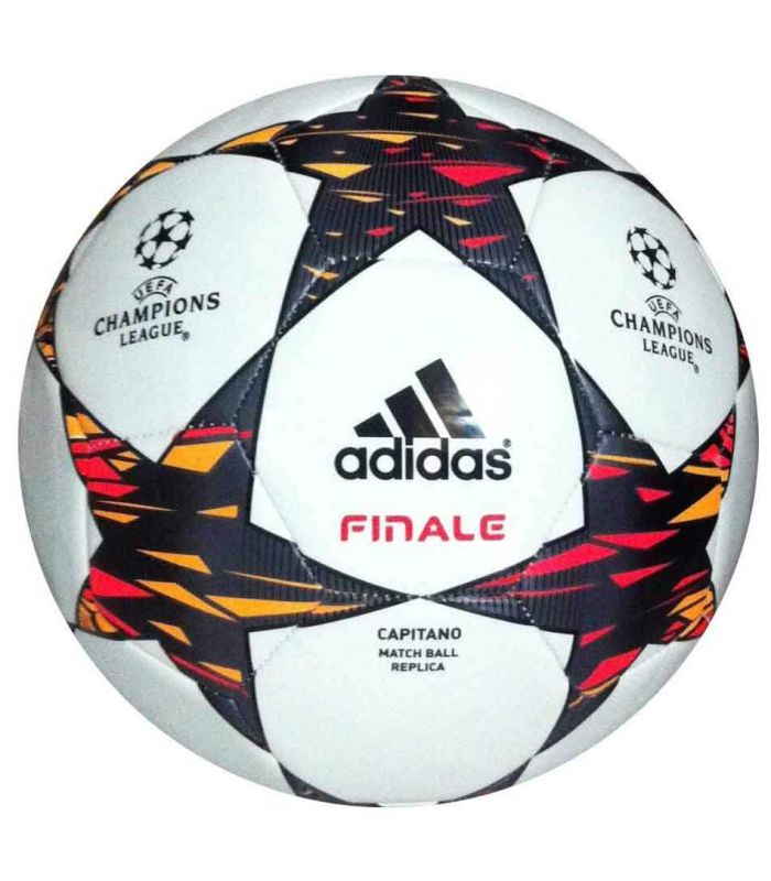 Adidas soccer Ball Champions league Capitano Finale 2014/15presenta a very light touch, a very resistant structure, and an
