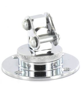 Crochet Pivotant de Boxe Sac de frappe de Van Allen Accessoires de boxe Boxe, Couleur: gris