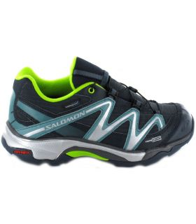Salomon XT Wings WP K Azul