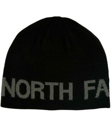 The North Face Gorro Reversible Banner Negro