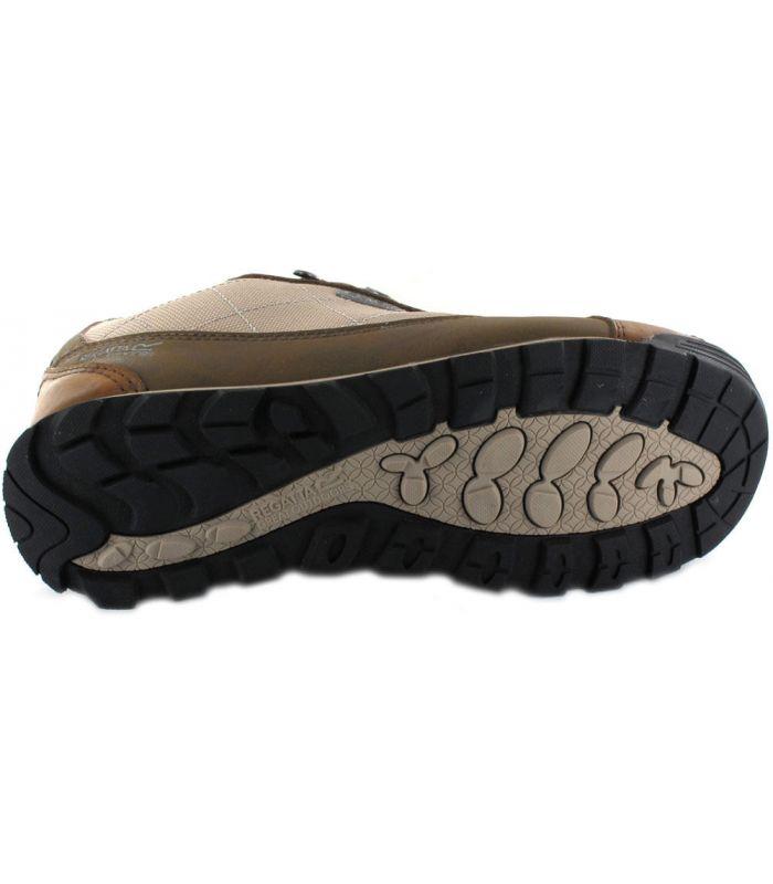 Zapatillas Trekking Mujer - Regatta Lady Meresville Low X-LT Calzado Montaña